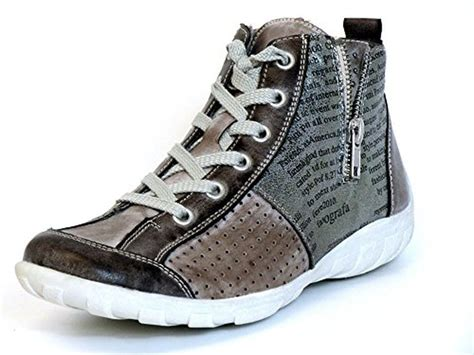 Chaussures Remonte Soldes Remonte R3470 Sneakers Hautes Femme 2016 Soldes Chaussure