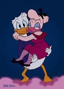 Donald and Daisy by jakkijelene on DeviantArt