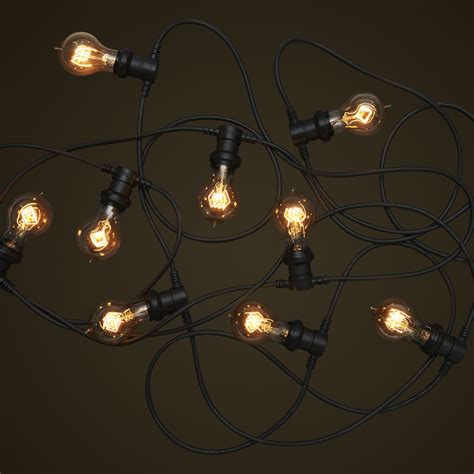 outdoor festoon string lights australia meideas