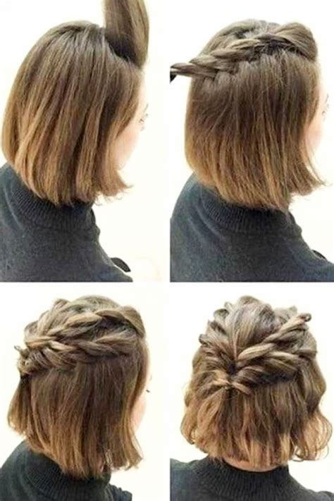 easy lazy girl hairstyle ideas  hacks step  step