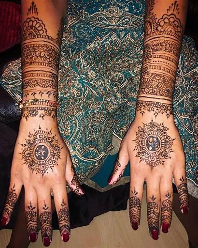Henna Tattoo Easy Simple Mandala Brain Tattoos