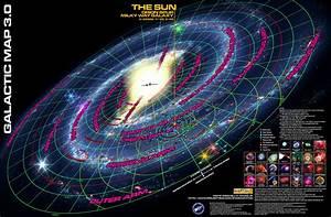 Actual Maps - 3-D Starmaps