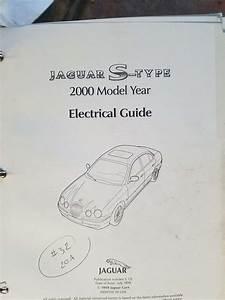 2000 Jaguar S