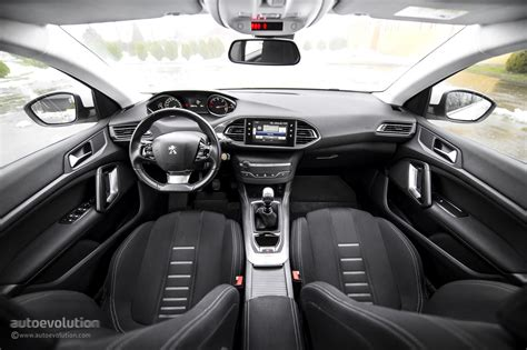 peugeot 308 gti white 2015 peugeot 308 review autoevolution