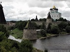 Pskov city ancient kremlin photos · Russia Travel Blog