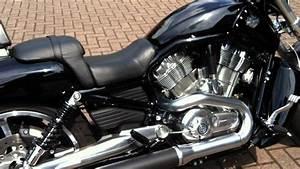 Harley Davidson Auspuff : motorrad huchting soundcheck harley davidson v rod muscle ~ Jslefanu.com Haus und Dekorationen