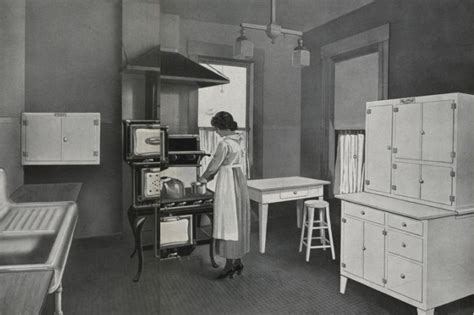 revisiting kitchen designs   early  century