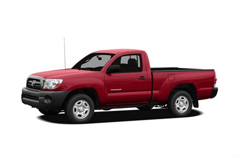 Toyota Truck Models by 2012 Toyota Tacoma Price Photos Reviews Features