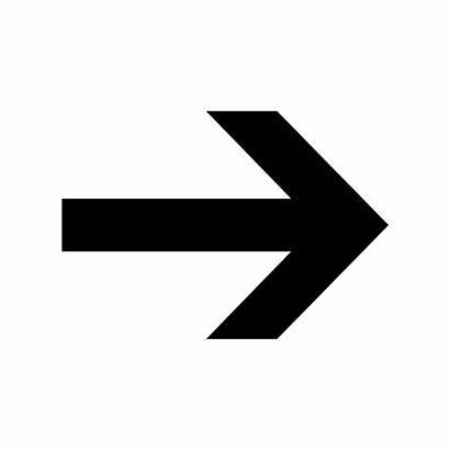 Arrow Right Written