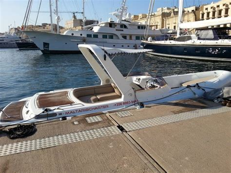 Charter Boat Services by Malta Rib Cruises And Charter Boat Service