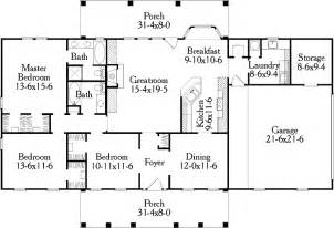 Of Images Simple One Floor House Plans by House Plans One Story 654048 One Story 3 Bedroom 2 Bath