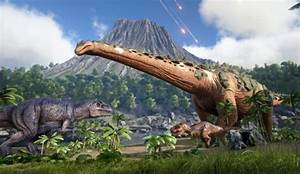 ARK Survival Evolved Guide Titanosaur Taming And Use