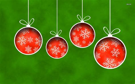 christmas ornaments wallpaper holiday wallpapers 2584
