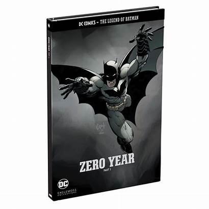 Batman Legend Dc Eaglemoss Graphic Novel Comics