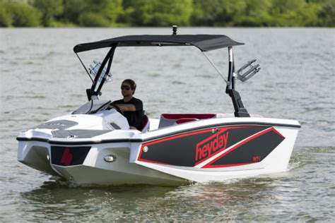 Heyday Boats Tablet by Heyday Wt 1 Sc Alliance Wakeboard