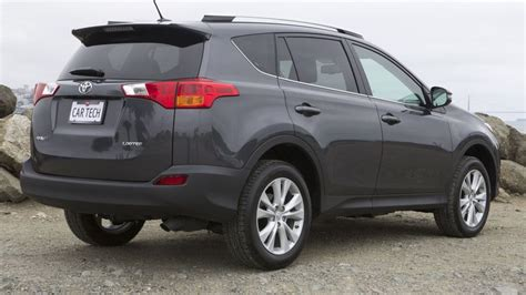 2013 toyota rav4 review new rav4 suffers by a thousand squeaks roadshow