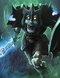 WoW: Undead Warrior by steven-donegani on DeviantArt