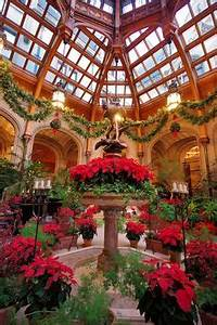 Christmas at Biltmore House if you re close enough to