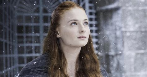 Sophie Turner Reveals How Game Of Thrones Taught Her