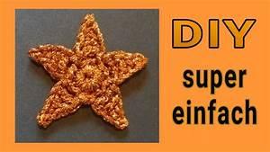 Origami Stern 5 Zacken : stern mit 5 zacken h keln diy julebuergerfee youtube ~ Watch28wear.com Haus und Dekorationen