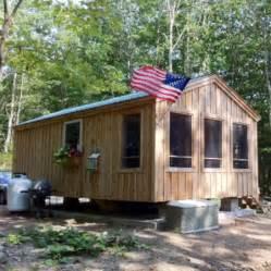 Small Camping Cabins