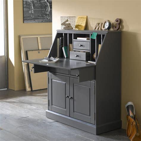 bureau en pin ikea scriban pin massif betta la redoute interieurs bureau la