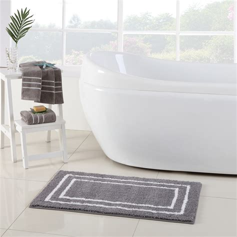 essential home guest pc bath rug  towel set shop    shopping earn points
