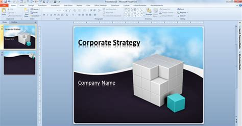 moving templates  powerpoint   business