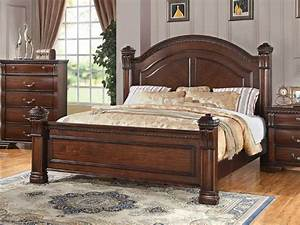 Austin 527 isabella king poster bed in myrtle beach for Bedroom furniture sets tyler tx