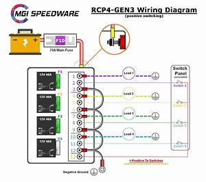 4 Blade Relay Wiring Diagram