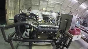 312 Ford  U0026quot Y-block U0026quot  Startup