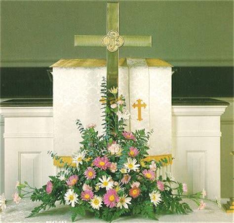 altar wedding decor wedding church altar decorations Church