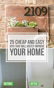 25, Cheap, And, Easy, Diys, That, Will, Vastly, Improve, Your, Home