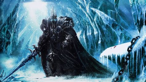 World Of Warcraft Animated Wallpaper - warcraft arthas lich king wallpapers hd