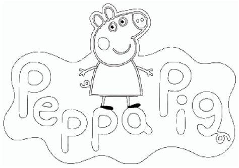 ausmalbilder peppa pig  ausmalbilder malvorlagen