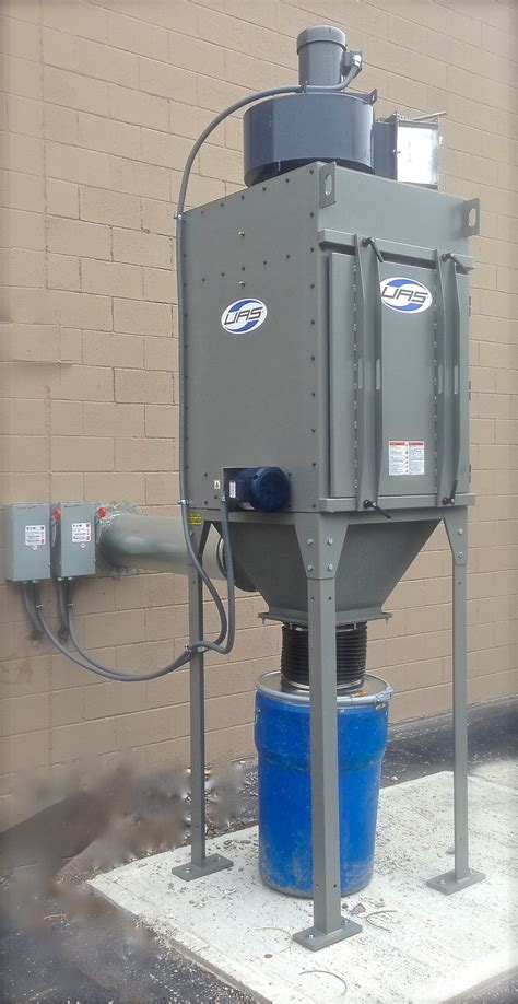 united air specialists pollution control dav systems