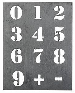 Buchstaben Schablone Metall : ib laursen schablone zahlen aus zink gro von ib laursen schwedenhaus nr 7 ~ Frokenaadalensverden.com Haus und Dekorationen
