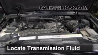 add transmission fluid   ford explorer