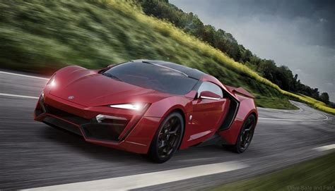 Lykan Hypercar : Picture Of The Day, Lykan Hypersport Hypercar