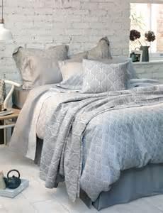 Grey Cotton Duvet Cover