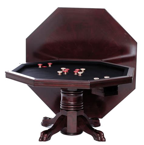 vintage bumper pool table 54 quot 3 in 1 dining poker and bumper pool table game