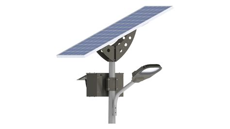 Solar Lighting : 70w Solar Led Street Light