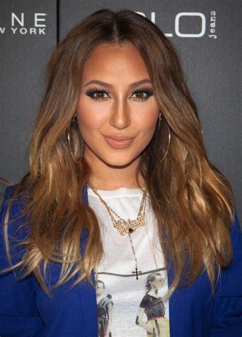 adrienne bailon hair color adrienne bailon brown hairstyles hair