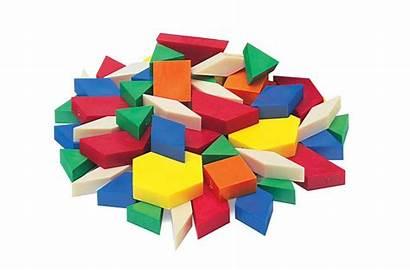 Blocks Pattern Plastic Hollow Shapes Shape Block