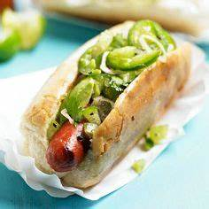 Neon Green Relish for Chicago Style Hot Dogs