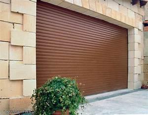 porte de garage enroulable easydoor With porte de garage enroulable et marque porte interieur maison