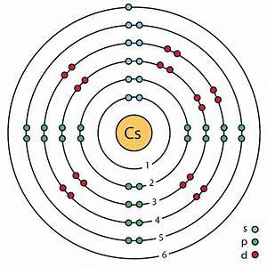 File 55 Cesium  Cs  Enhanced Bohr Model Png