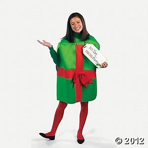 Kid s Christmas Present Costume