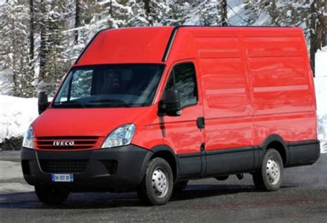 2009 Iveco Daily Review