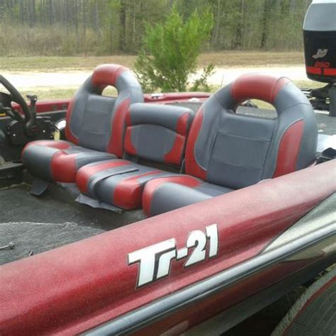 Triton Boat Bench Seat by Triton Tr 21 Bass Boat Bench Seat Replacement